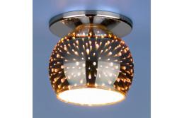 НОВИНКА! Точечный светильник с голографическим эффектом «звездное небо» 1103 G9 SL