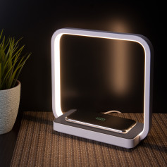 Настольный светильник 80502/1 коричневый
