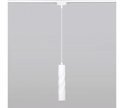 Трековый светодиодный светильник для однофазного шинопровода 50162/1 LED белый