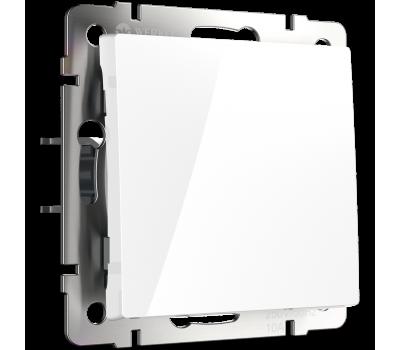 Выключатель одноклавишный WERKEL WL01-SW-1G белый
