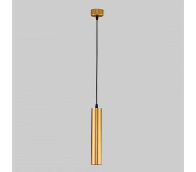 Трековый светодиодный светильник для однофазного шинопровода 50161/1 LED золото