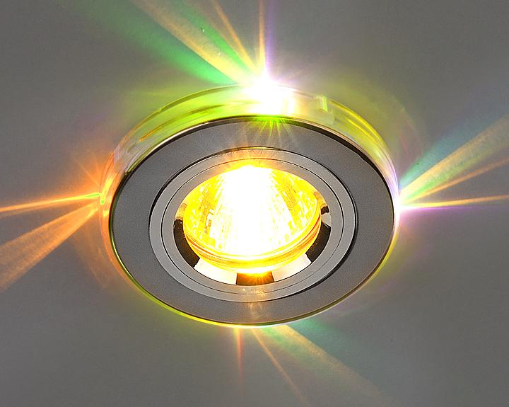 светодиодные лампы на потолок фото